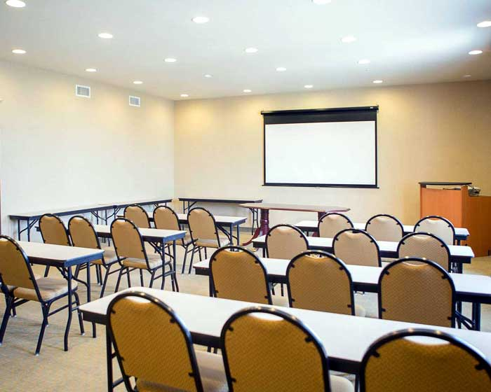 Meeting Room Hotels Motels Amenities Newly Remodeled Free WiFi Free Continental Breakfast Quality Inn and Suites Houston NASA La Porte TX Reasonable Affordable Rates Amenities Hotels Motels Lodging Accomodations Great Amenities La Porte Texas