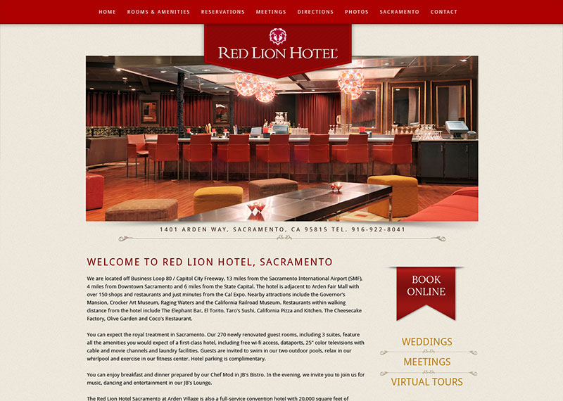 Boutique Rez Buuteeq Digital Marketing Online Reservation